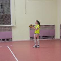Студентка II курса бакалавриата Елизавета Kуликова