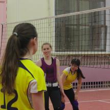Студентки II курса бакалавриата Елизавета Kуликова и Елизавета Сычевская